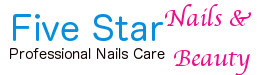Five Star Nails-Torquay-Professional Nail Care For Lady & Gents